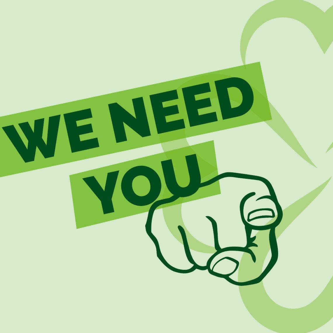 Valgkomiteen trenger deg!
